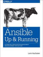 Ansible : Up and Running - Lorin Hochstein