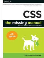 CSS : The Missing Manual - David Sawyer Mcfarland
