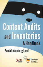 Content Audits and Inventories - Paula Ladenburg Land