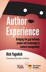 Author Experience - Rick Yagodich