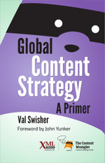 Global Content Strategy - Val Swisher