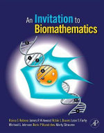 An Invitation to Biomathematics - Raina Robeva