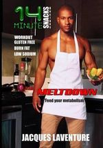 14 Minute Snacks Meltdown : Feed Your Metabolism - Jacques Laventure