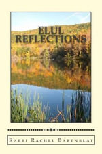 Elul Reflections - Rabbi Rachel Barenblat