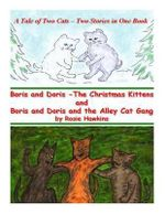 Boris and Doris the Christmas Kittens, and Boris and Doris and the Alley Cat Gang : A Tale of Two Cats - Two Stories in One Book - Rosie Hawkins
