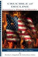 Crucible of Decline : America Plague and Plunder - MR R S Bagaladi