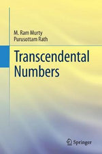Transcendental Numbers - M. Ram Murty