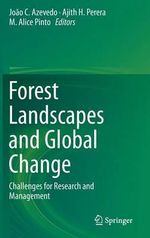 Forest Landscapes and Global Change : Challenges for Research and Management