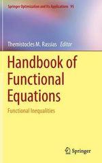 Handbook of Functional Equations : Functional Inequalities