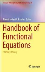 Handbook of Functional Equations : Stability Theory