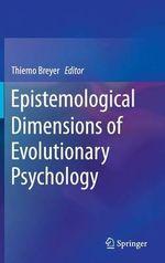 Epistemological Foundations of Evolutionary Psychology