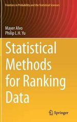 Statistical Methods for Ranking Data - Mayer Alvo