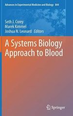 A Systems Biology Approach to Blood