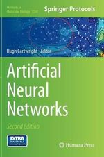 Artificial Neural Networks 2015 : Methods in Molecular Biology