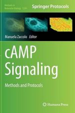Camp Signaling : Methods and Protocols