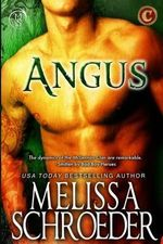 Angus : The Cursed Clan - Melissa Schroeder