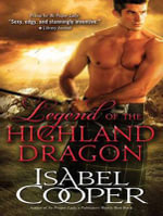 Legend of the Highland Dragon - Isabel Cooper