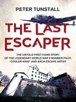 The Last Escaper - Peter Tunstall