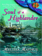 Soul of a Highlander : Daughters of the Glen - Melissa Mayhue