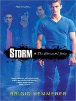 Storm : Elemental - Brigid Kemmerer