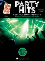 Party Hits - Rock Band Camp Volume 6 : Book/2-CD Pack