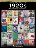 Songs of the 1920s : Decade Series Play-Along - Hal Leonard Publishing Corporation
