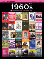 Songs of the 1960s : Decade Series Play-Along - Hal Leonard Publishing Corporation