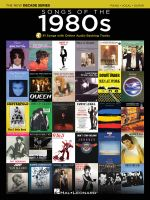 Songs of the 1980s : Decade Series Play-Along