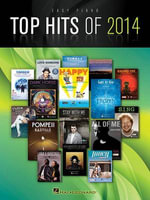Top Hits of 2014 Easy Pf Songbook Bk