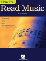 Phillips Mark How to Read Music Bk - Mark Phillips