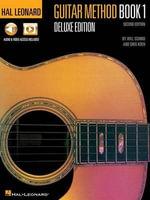 Hal Leonard Guitar Method Book 1 Deluxe Edition Audio & Video Online : Audio & Video Access Included - Will Schmid
