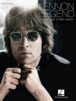 Lennon Legend the Very Best of John Lennon Easy Piano Pf Book