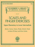 Scales and Finger Exercises : Upper Elementary to Lower Intermediate Piano - Hal Leonard Publishing Corporation