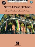 New Orleans Sketches : The Eugenie Rocherolle Series Intermediate Piano Solos