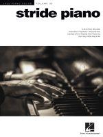 Stride Piano : Jazz Piano Solos Series Volume 35 - Hal Leonard Publishing Corporation