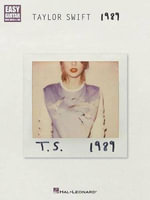 Taylor Swift - 1989 : Easy Guitar with Notes & Tab