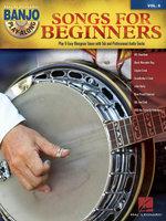 Banjo Play Along Volume 6 Songs for Beginners Bjo Bk/CD - Hal Leonard Publishing Corporation