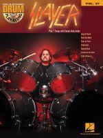 Hal Leonard Drum Playalong Slayer : Volume 37