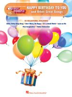 Ez Play Today Happy Birthday to You Other Great Songs Pf Book : Volume 25 - Hal Leonard Publishing Corporation