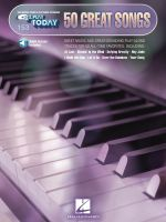 Play-Along with 50 Great Songs : E-Z Play Today Volume 153 - Hal Leonard Publishing Corporation