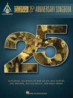Acoustic Guitar 25th Anniversary Songbook - Hal Leonard Publishing Corporation