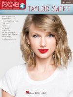 Taylor Swift : Easy Piano Play-Along Volume 19 - Taylor Swift