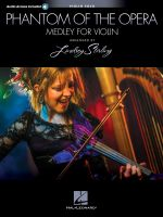 Phantom of the Opera: Lindsey Sterling Medley : Violin with Original Audio Backing Tracks
