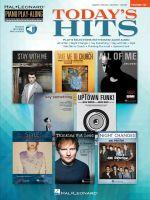 Today's Hits : Piano Play-Along Volume 132