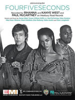 FourFiveSeconds Sheet Music - Rihanna