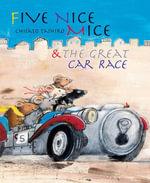Five Nice Mice & the Great Car Race - Chisato Tashiro