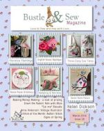 Bustle & Sew Magazine March 2014 : Issue 38 - Helen Dickson