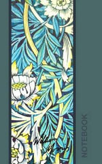 William Morris Notebook : Floral Notebook / Journal / Cuaderno / Portable - Smart Bookx