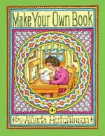 Make Your Own Book No. 1 : 50 Elaborate Round Frames for Coloring, with Text Lines - Alberta Hutchinson