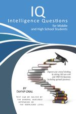 IQ Intelligence Questions for Middle and High School Students : Mathematic Logic - Tayyip Oral